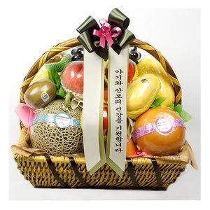 출산선물 과일바구니특A